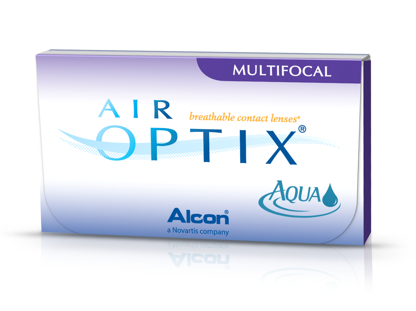 Optica Paesani Lentes De Contacto Air Optix Multifocal