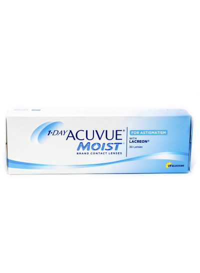 Acuvue one day astigmatismo