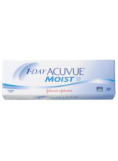 Acuvue one day pure moist optica paesani