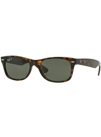 Ray Ban New Wayfarer 2132 Carey Polarizado
