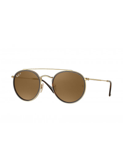 Ray Ban 3647  001/57 51 Marron Polarizado