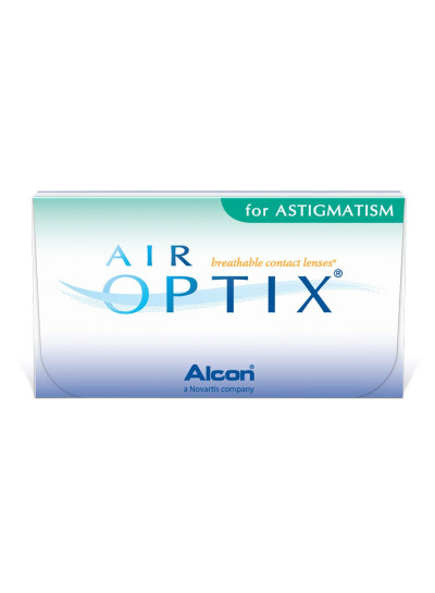 air optix aqua para astigmatismo