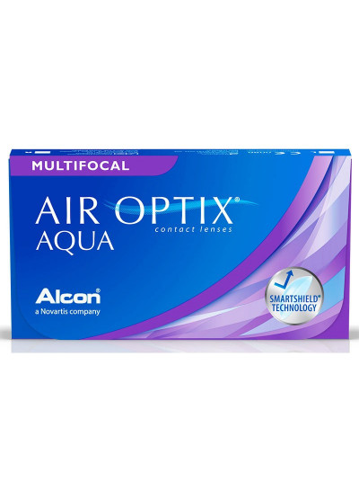 Lentes de Contacto Air Optix Multifocal, Alcon
