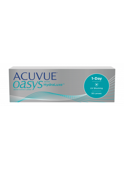 Acuvue Oasys One Day con Hydraluxe