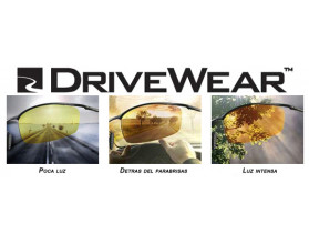 Lentes drivewear Transitions