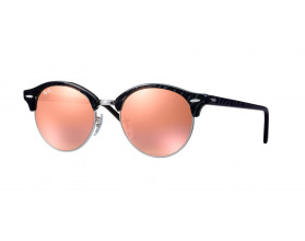 Ray Ban Clubround 4246 Espejado Rosa