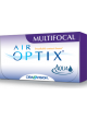 Lentes de contacto multifocal air optix