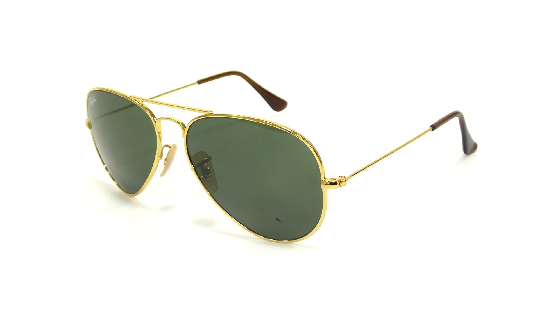 83d715e55226c ray ban rb 8041 aviator titaneium 001 golden medium 2075. gafas ray ban  mercadolibre argentina